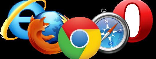 top web browsers | MSA Technosoft