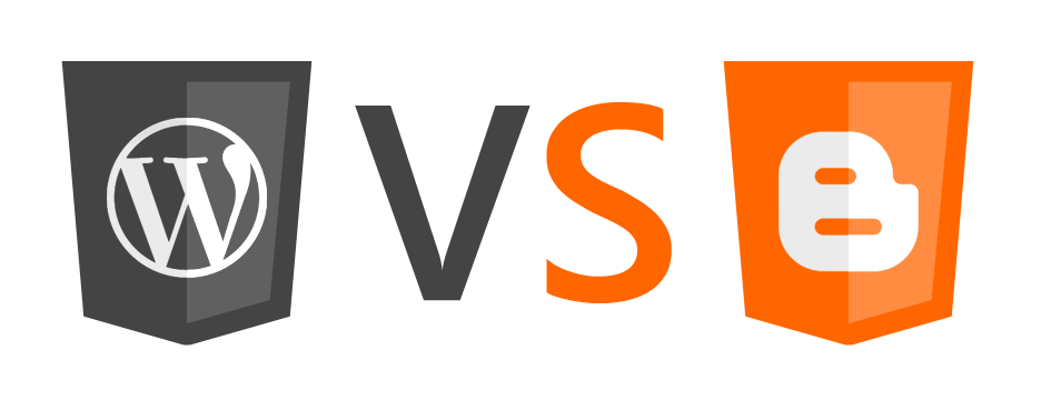 wordpress vs blogger comparison by msa technosoft