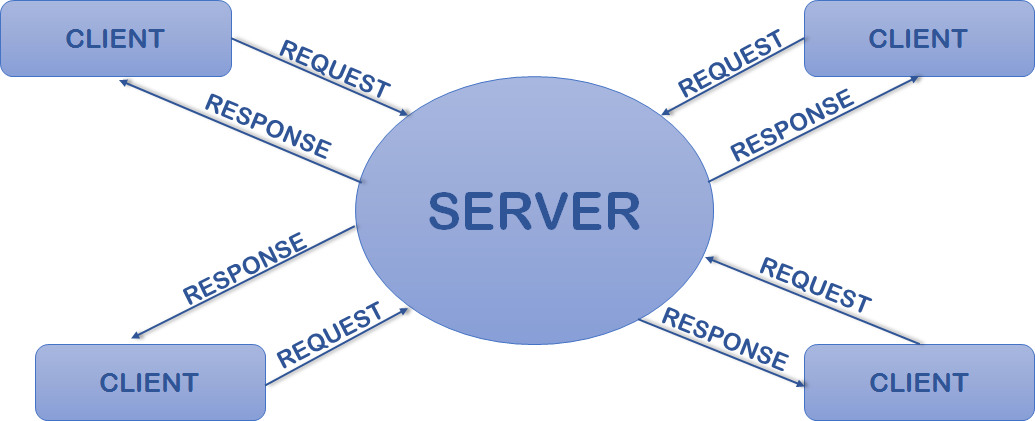 Client Server Architecture | MSA Technosoft