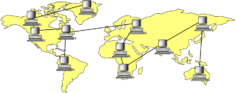 Types of Computer Network | LAN | WAN | MAN | WLAN | PAN | CAN