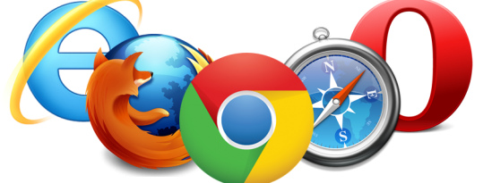 top web browsers | MSA Technosoft