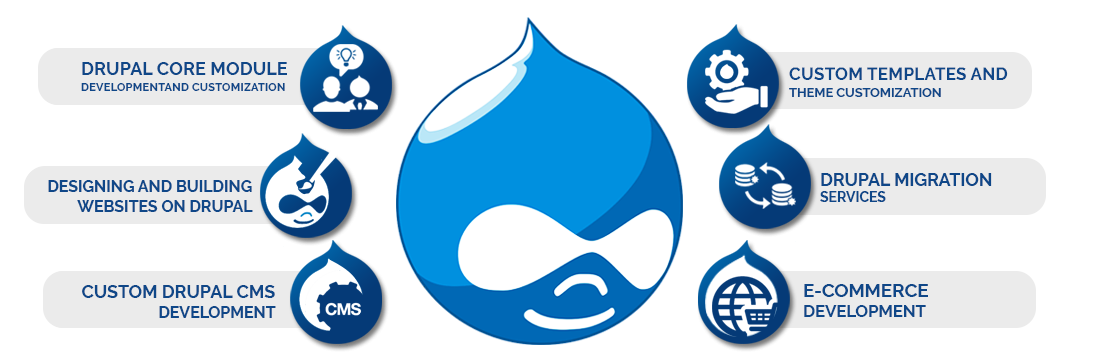 Drupal for web development by msa technosoft