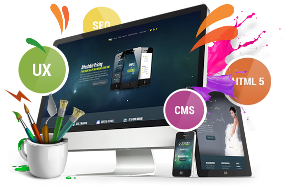 web designing MSA-Technosoft