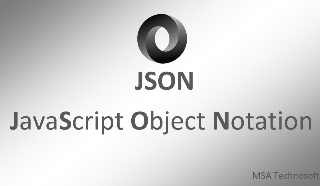 JSON-MSA-Technosoft