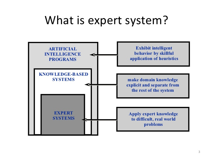 What is expert system MSA Technosoft