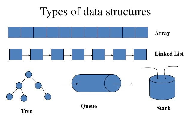 data structure types msa technosoft