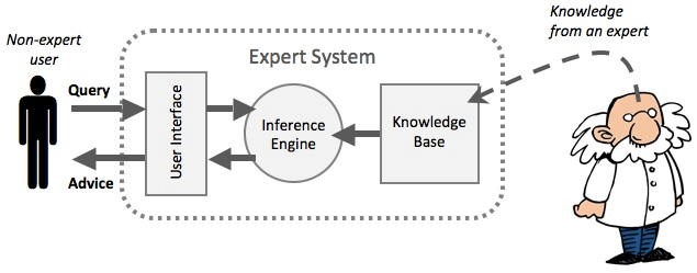 expert system components msa technosoft